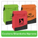 Coolers/Blankets/Aprons