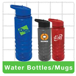 Water Bottles/Mugs